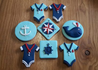 Nautical Biscuits