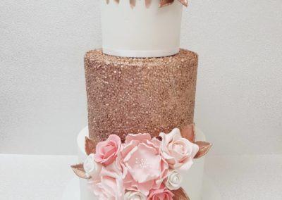 Elegant Rose Gold
