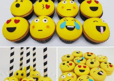 Emoji Party Treats
