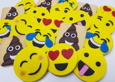 Emoji Party Cookies